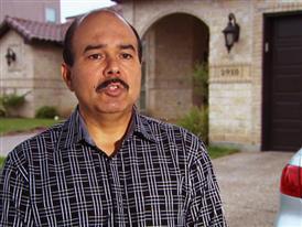 Jorge Monsivais, Dueño de una Agencia de Allstate (SOT Español)