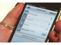 Banking Securely Anytime, Nearly Anywhere, on a Smartphone