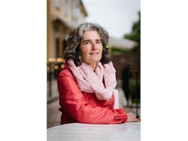 Carole Bloch, Director at PRAESA. Skeppsholmen May 25, 2015