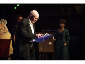 Wolf Erlbruch acceptance speech
