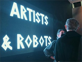 EXPO 2017 opens with ARTISTS & ROBOTS