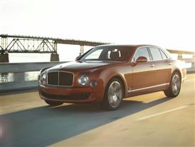 Bentley Detroit Auto Show 2015 Press Conference