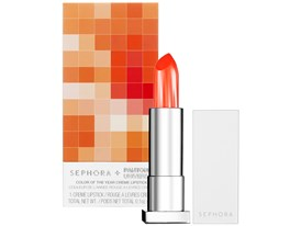 SEPHORA + PANTONE UNIVERSE Color of the Year Crème Lipstick