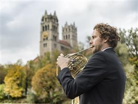 Brass music in Bavaria 1