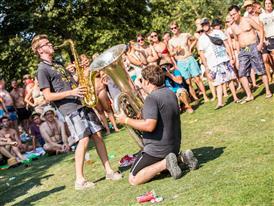 Brass music in Bavaria 10