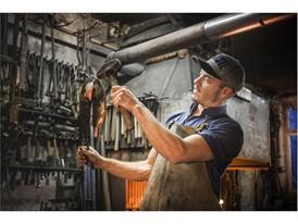Cowbell blacksmith Kilian Trenkle_9