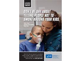 Jessica's Asthma Tip Print Ad