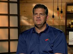 Radio Host and Former Football Player Mike Golic Tackles Childhood Cancer