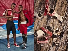 Future Cuban Team Boxing hopefuls Arnoldin Biñote and Luis Gabriel Corroies in Havana, Cuba. © Rene Habermacher