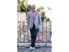 Photocall, Christian Louboutin