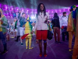 Christian Louboutin & SportyHenri.com Cuban Delegation Outfits Closing Ceremony Rio 2016 alexferro (8)