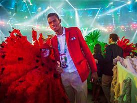 Christian Louboutin & SportyHenri.com Cuban Delegation Outfits Closing Ceremony Rio 2016 alexferro (10)