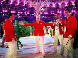 Christian Louboutin & SportyHenri.com Cuban Delegation Outfits Closing Ceremony Rio 2016 alexferro (14)