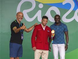 Christian Louboutin, Ismael Borrero Molinas & Henri Tai Olympic Village -Rio 2016 -¬ Renata Mello-Tyba-0865 (9)