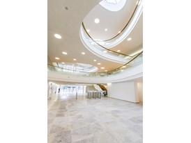Clariant Innovation Center at Industriepark Höchst (CIC) Atrium