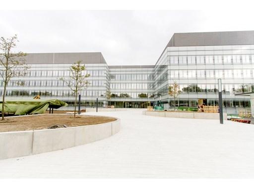 Clariant Innovation Center at Industriepark Höchst (CIC) EndeBauphase