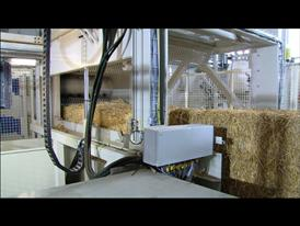 Clariant Bioethanol Pilot Plant Straubing, Germany, Straw Cutter