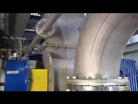 Clariant Bioethanol Pilot Plant Straubing, Germany, Pretreatment
