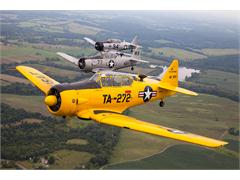 Historic Flight Over Washington D.C. Honors Nation's Veterans