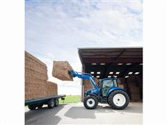 New Holland T5 Electro Command Brings Semi-powershift Technology to the T5 Range