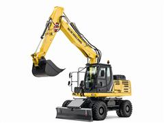 New Holland Construction Launches New Generation Wheeled Excavator Range -New Video Available