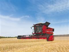New Case IH Axial-Flow® 140 combines to be launched in Europe
