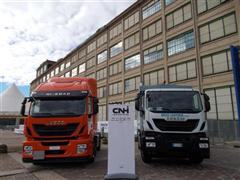 CNH Industrial is a Gold Sponsor at Smart Mobility World 2014
