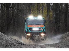 Iveco and FPT Industrial, brands of CNH Industrial, to feature at Dakar 2015
