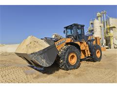 "CASE M Series Dozers, 1221F Wheel Loader Named ""Top RollOuts"" by Aggregates Manager"