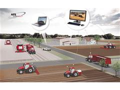Next level precision and management: Correction service AFS RTK+ and enhanced AFS Connect telematics with File Transfer technology