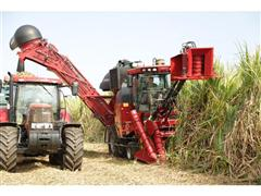 Case IH A8000 and A8800: Competence in sugar cane harvesting, built on tradition and innovative engineering