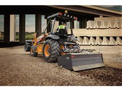 New CASE 570N EP Tractor Loader an Efficient, Powerful Platform for Loading, Attachment Use