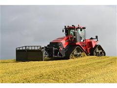 Case IH introduces new range of operations for 'XXL tractors'