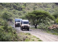 """""""Daily4Africa"""": all the numbers of the Iveco Daily 4x4 mission to Africa"""