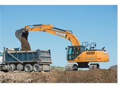 CASE Launches New D Series Excavators