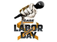 "CASE Construction Equipment Launches ""Labor of Love Music Festival"" Starring Kip Moore"