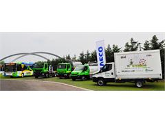 CNH Industrial brands deliver over 60 vehicles to Expo 2015