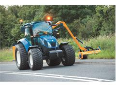 Sheffield City Council embraces New Holland with four  more tractors