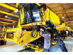CNH Industrial site in Brazil celebrates 40 years of manufacturing agricultural machinery