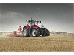 The STEYR Terrus CVT receives Distinction in Large Tractor Category