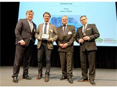 CNH Industrial's Vision Concept Van receives The 2016 European Transport Prize for Sustainability