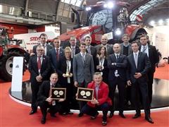 Gold medal at AGROTECH in Poland:    Magnum continues to surf the wave of success