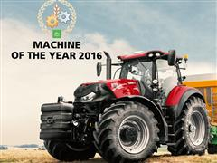 "Brand new Optum CVX awarded ""Machine of the Year 2016"""