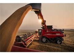 Latest Axial-Flow® combines keep Case IH at the forefront of harvesting technology