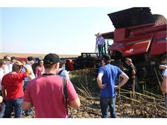 Case IH technology successful in Romania and Bulgaria
