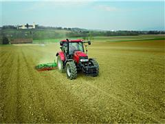 Maxxum CVX EP – with continuously variable transmission: versatile and cost-effective