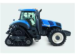 New Holland Agriculture Launches Upgraded T8 Tractor Range:  powerful performance and fuel efficiency