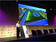 New Holland Agriculture presence at Women's Forum Italy at Expo Milano 2015
