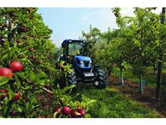 Speciality tractors fit for fruity business at Fruit Focus