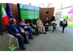 """Brand President of New Holland Agriculture addresses the """"Sustainable agriculture in developing countries"""" public debate organised by Limes"""